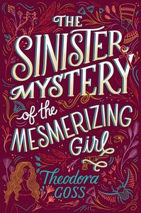 [The Sinister Mystery Of The Mesmerising Girl (Hardcover) (Product Image)]
