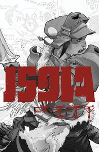 [Isola #1 (Second Printing) (Product Image)]