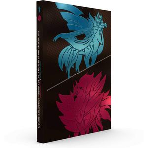 [Pokemon Sword & Shield: The Official Galar Region Strategy Guide (Collector's Edition Hardcover) (Product Image)]