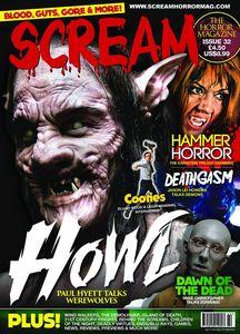 [Scream Magazine #33 (Product Image)]