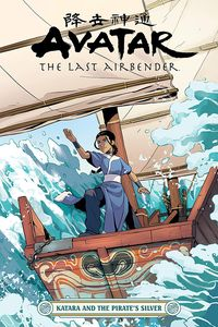 [Avatar: The Last Airbender: Katara & The Pirates Silver (Product Image)]