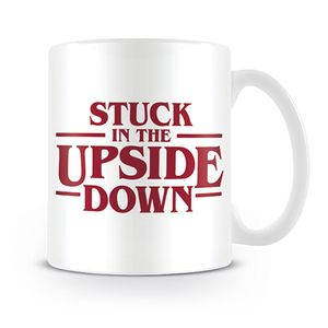 [Stranger Things: Mug: Stuck In The Upside Down (Product Image)]