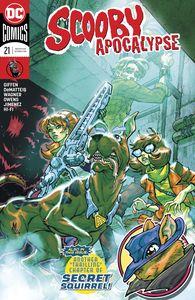 [Scooby Apocalypse #21 (Product Image)]