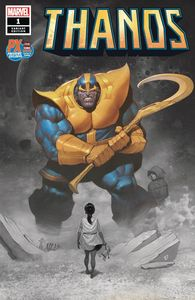 [Thanos #1 (Of 6) (C2E2 2019 Olivetti Artist Variant) (Product Image)]