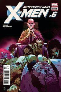 [Astonishing X-Men #6 (Product Image)]