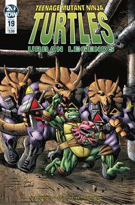 [Teenage Mutant Ninja Turtles: Urban Legends #19 (Cover A Fosco) (Product Image)]