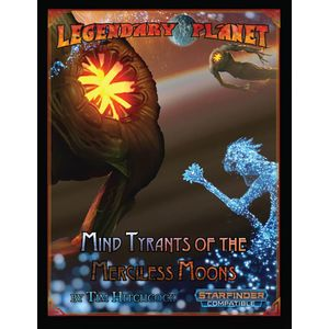 [Legendary Planet: Mind Tyrants Of The Merciless Moons (Product Image)]