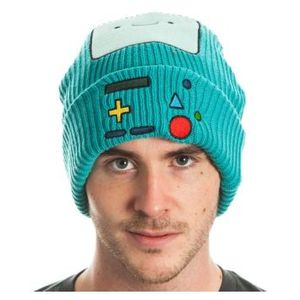 [Adventure Time: Beanie: BMO (Product Image)]