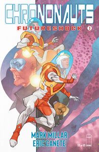[Chrononauts: Futureshock #3 (Cover A Ferry) (Product Image)]