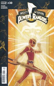 [Mighty Morphin Power Rangers #30 (Subscription Gibson Variant Sg) (Product Image)]