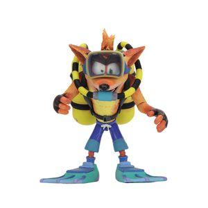 [Crash Bandicoot: Deluxe Action Figure: Scuba Crash (Product Image)]