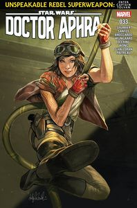 [Star Wars: Doctor Aphra #33 (Product Image)]