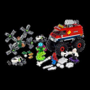 [LEGO: Marvel: Spider-Man's Monster Truck Vs. Mysterio (Product Image)]