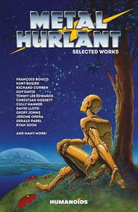 [Metal Hurlant: Selected Works (Product Image)]