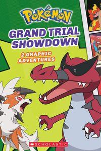 [Pokemon Adventures: Grand Trial Showdown (Product Image)]