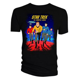 [Star Trek: The Animated Series: T-Shirt: Away Mission (Product Image)]