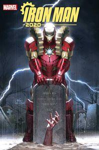 [Iron Man: 2020 #1 (Inhyuk Lee Variant) (Product Image)]
