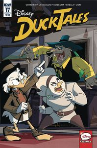 [Ducktales #17 (Cover B) (Product Image)]