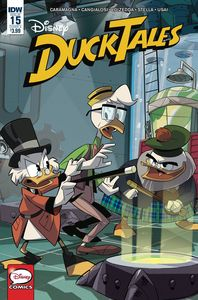 [DuckTales #15 (Cover A Ghiglione) (Product Image)]