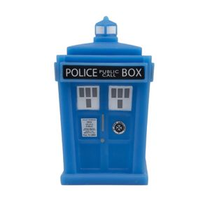 [Doctor Who: TITANS: Glow In The Dark Blue TARDIS (NYCC 2017) (Product Image)]