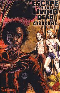[Escape Of The Living Dead: Airborne #3 (Platinum Foil Variant) (Product Image)]