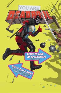 [You Are Deadpool #1 (Product Image)]