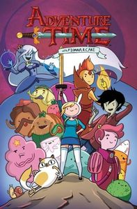 [Adventure Time: Fionna & Cake (Product Image)]