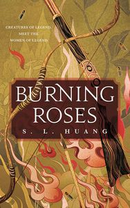 [Burning Roses (Hardcover) (Product Image)]