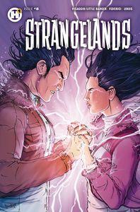 [Strangelands #8 (Product Image)]