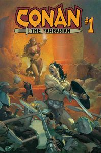 [Conan The Barbarian #1 (Product Image)]