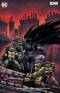 [Batman/Teenage Mutant Ninja Turtles III #2 (Variant Edition) (Product Image)]