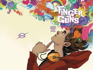 [Finger Guns #1 (Cover C Hickman Wraparound Variant) (Product Image)]