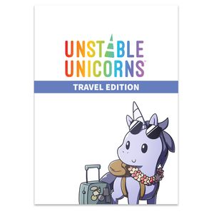 [Unstable Unicorns: Travel Edition (Product Image)]