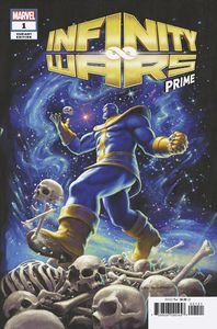 [Infinity Wars: Prime #1 (Hildebrandt Variant) (Product Image)]