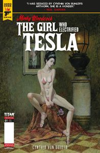 [Minky Woodcock: The Girl Who Electrified Tesla #1 (Cover A McGinnis) (Product Image)]