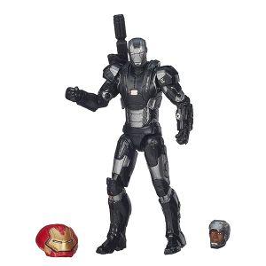 [Marvel: Avengers: Infinite Legends Wave 3 Action Figures: War Machine (Product Image)]