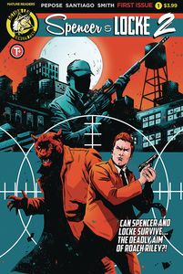 [Spencer & Locke 2 #1 (Cover B House) (Product Image)]