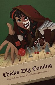 [Chicks Dig Gaming: Gaming By The Women Who Love It (Product Image)]