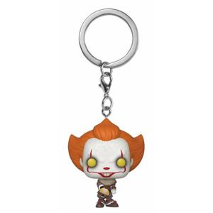 [IT: Chapter 2: Pocket Pop! Vinyl Keychain: Pennywise With Beaver Hat (Product Image)]