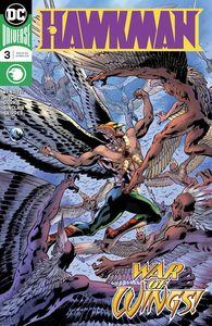 [Hawkman #3 (Product Image)]
