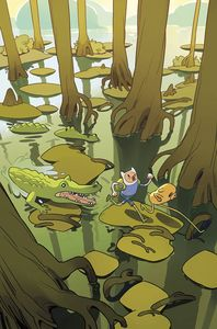 [Adventure Time #43 (Subscription Ng Variant) (Product Image)]