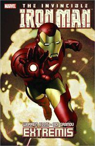 [Iron Man: Extremis (Hardcover) (Product Image)]