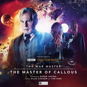 [Doctor Who: The War Master: Audio CD: Master Of Callous (Product Image)]