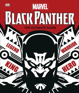 [Black Panther: The Ultimate Guide (Hardcover) (Product Image)]