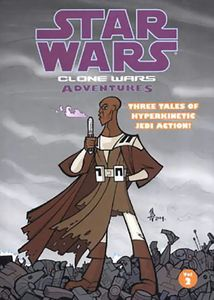 [Star Wars: Clone Wars Adventures: Volume 2 (Product Image)]