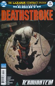[Deathstroke #20 (Product Image)]