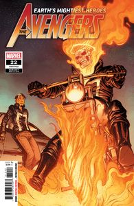 [Avengers #22 (2nd Printing Variant) (Product Image)]