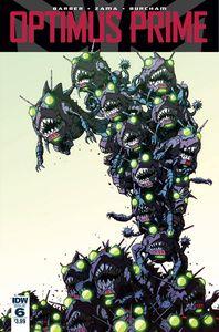 [Optimus Prime #6 (Subscription Variant B) (Product Image)]