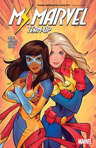 [Ms Marvel: Team-Up (Product Image)]