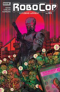 [Robocop: Citizens Arrest #1 (Rubin Variant) (Product Image)]